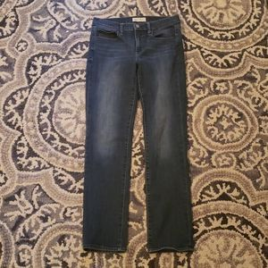 Gap 28R Straight denim jeans